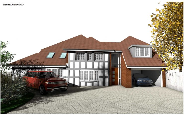 Planning Permission Granted in Solihull – architecture:nw news